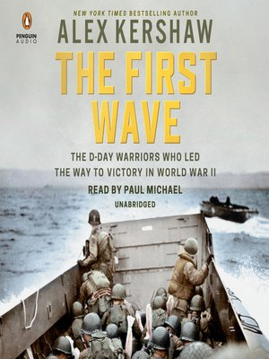 cover image of The First Wave